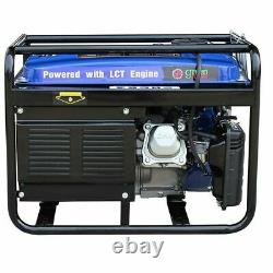 Green-Power America 4000W Portable Gas Powered Generator with Recoil Start
