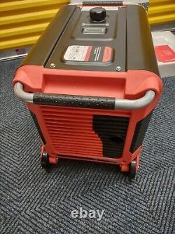 Hon / IRONMAN 3000 Watts inverter generator with electric start