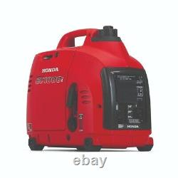 Honda EU1000I 1000W 120V Portable Home Gas Power Generator with CO-Minder