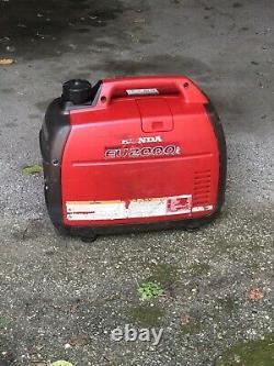 Honda EU2000i 2000W Portable Generator