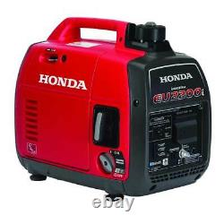 Honda EU2200ITAN 2200W 120V Super Quiet Series Inverter Generator with CO-MINDER