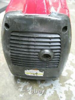 Honda EU2200i 2200W 120V Gasoline Powered Inverter Generator