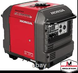 Honda EU3000is Inverter Generator Portable Gas Powered (IN STOCK)