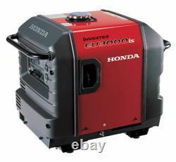 Honda EU3000is Portable Gas Powered Generator Inverter (IN STOCK)