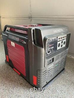 Honda EU650000iS Inverter Generator