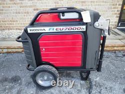 Honda EU7000is Portable Generator Brand New Inbox