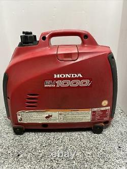 Honda Generator EU1000i Inverter a-x