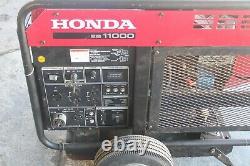 Honda MODEL EB11000 Generator 11,000 WATTS