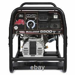 Lincoln Bulldog 5500 Welder Generator (k2708-2)