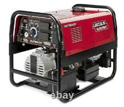 Lincoln Outback 185 Welder Generator (K2706-2)