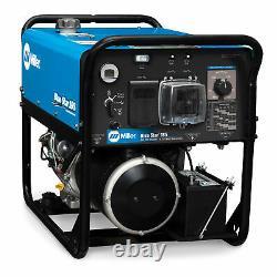 Miller Blue Star 185 Engine-Driven Welder / Generator