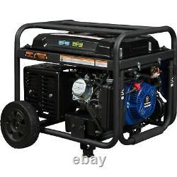 Open Box WGen3600DF Portable Dual Fuel Generator
