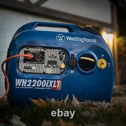 Open Box Westinghouse WH2200iXLT Portable Inverter Generator