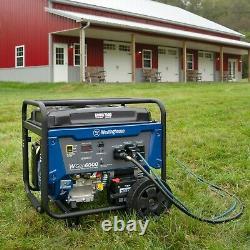 Open Box Westinghouse Wgen6000 Generator