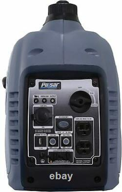 PULSAR 2300 Watt Parallel Ready Portable Gas Inverter Generator G2319N