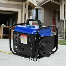 Portable Gas Generator 1200W Emergency Home Backup Power Camping Tailgating US