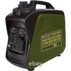 Portable Inverter Generator Quiet Mini 1000 Watt AC DC Power Source CARBApproved