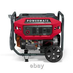 Powermate 8030 PM9400E 9,400 Watt Portable Generator, 49 ST/CSA