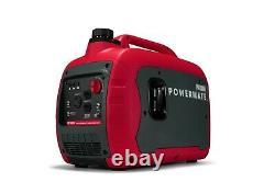 Powermate 8060 PM3000i 3,000 Watt Inverter Generator, 50 ST