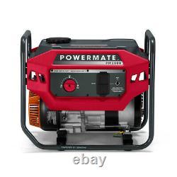 Powermate 8090 PM2000 2,000 Watt Portable Generator, 49 ST/CSA