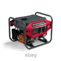 Powermate 8110 PM3800 3,800 Watt Portable Generator, 49 ST/CSA