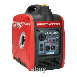 Predator 62523 2000W Super Quiet Inverter Generator Free Shipping to PR