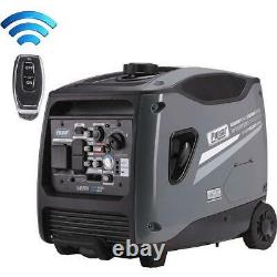 Pulsar 4500 Watts Portable Inverter Generator with Electric & Remote Start G450RN
