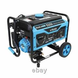 Pulsar 5,250 Watts Dual Fuel Hybrid Gas Propane Portable Generator PG5250B