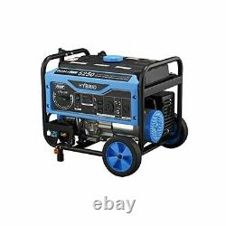 Pulsar 7750 Watt Dual Fuel Gas/Propane Portable Generator Electric Start PG7750B