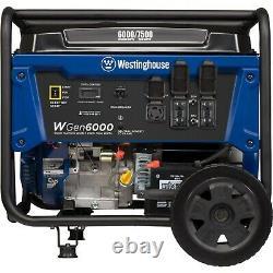Refurbished Westinghouse WGen6000 Portable Generator