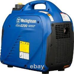 Refurbished Westinghouse iGen2200 Portable Inverter Generator
