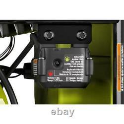 Ryobi 4000 Watt Inverter Generator Gas Portable Quiet Wheel Kit Light FREE TO PR