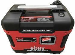 Spark Silent Inverter Petrol Generator Portable Camping 4 stroke Power