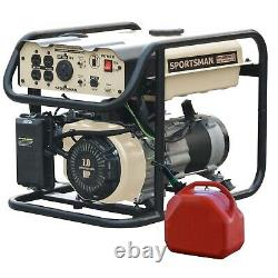 Sportsman 4000 Watt Sandstorm Portable Gasoline Generator Certified Refurbished