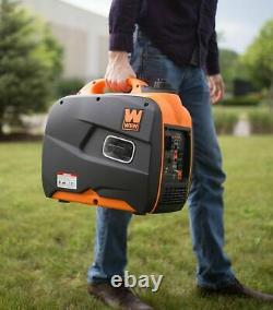 WEN 56200i 2000W Gas-Powered Portable Inverter Generator (PUERTO RICO Available)