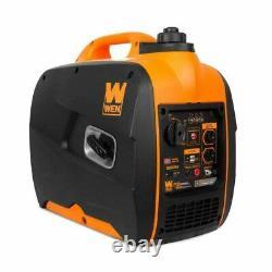 WEN 56225i 2250W Super Quiet Portable Inverter Generator