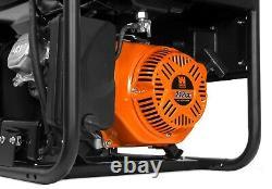 WEN GN4500 4500-Watt 212cc Transfer Switch and RV-Ready Portable Generator, CARB