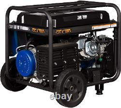 WGen7500 Portable Generator with Remote Electric Start Gas Powered + GREAT UNIT