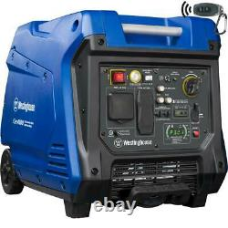 Westinghouse Outdoor Power Equipment-IGEN4500 Westinghouse iGen Inverter Port
