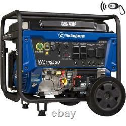 Westinghouse Outdoor Power Equipment-WGEN9500 Westinghouse 9500-Running-Watt